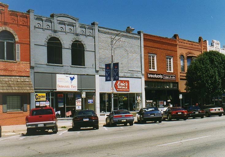 Dallas - Norman OK  - East Main Street