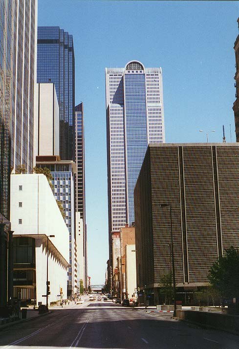 Dallas 96 - downtown Dallas