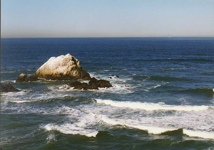 San Francisco, Sunday  - Seal Rocks
