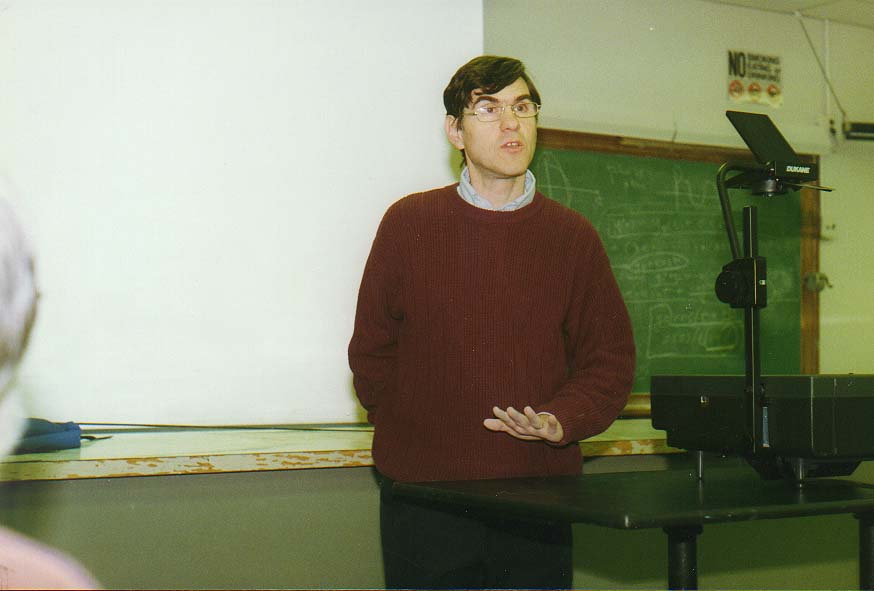 a lecture of C. Bender in the University of Oklahoma