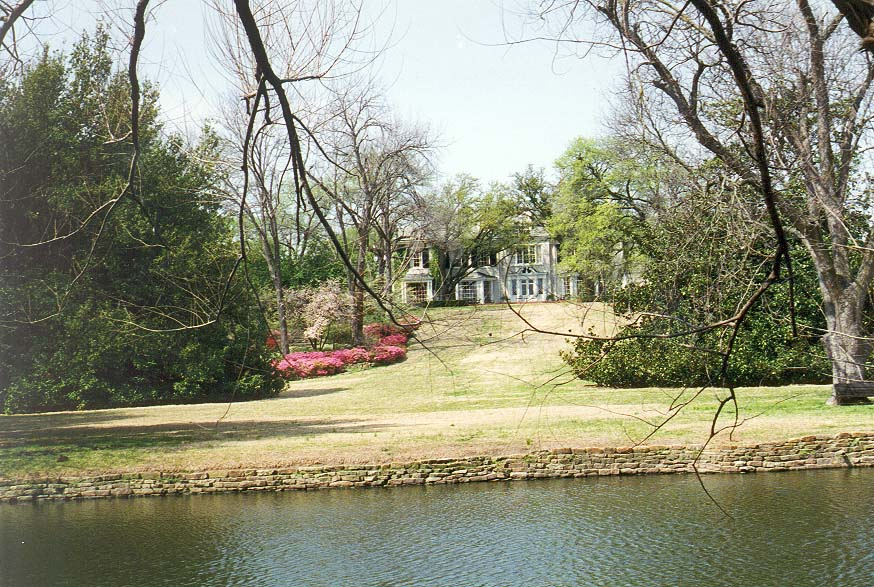 Texas Hill Country, Dallas  - Highland Park Apr. 5