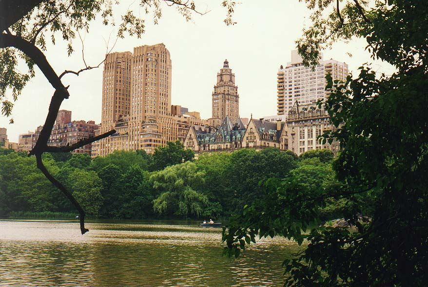 Central Park and Museum of Natural History
