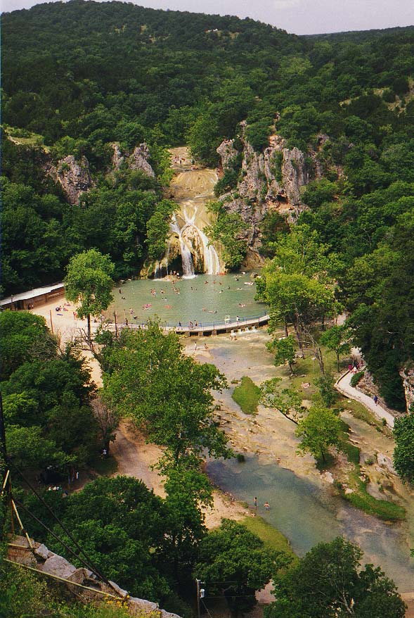 New York and a trip to Turner Falls  - Turner Falls