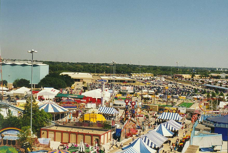 Pine Cove (East Texas)-Dallas  - Dallas, State Fair 9/27/97