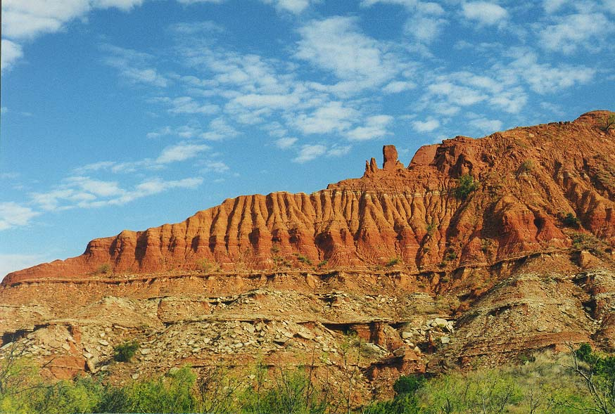 Dallas-a trip to Caprock Canyons State Park  - Caprock Canyons State Park morning