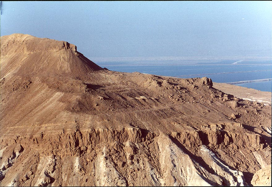 St.George Monastery-Beer-Sheva  - Dead Sea near Arad. The Middle East