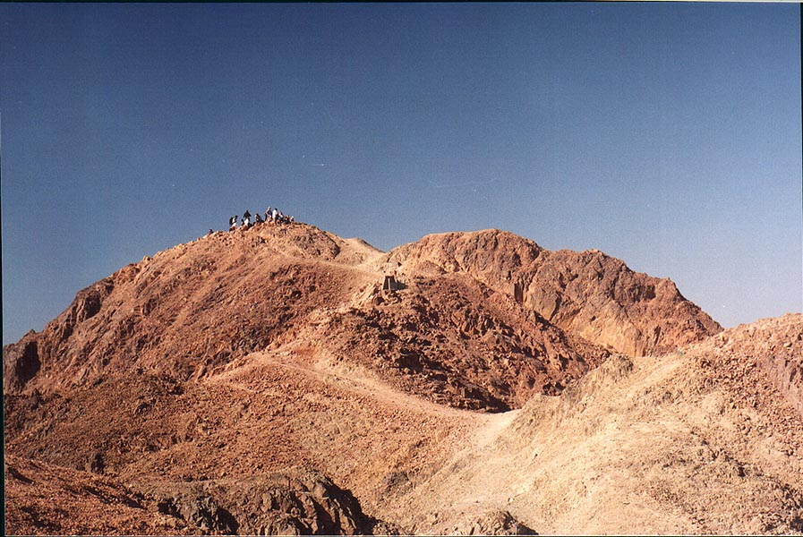 The tallest northern summit of Mount Shelomo, 2.5...Middle East Misplaced, should be no. 28