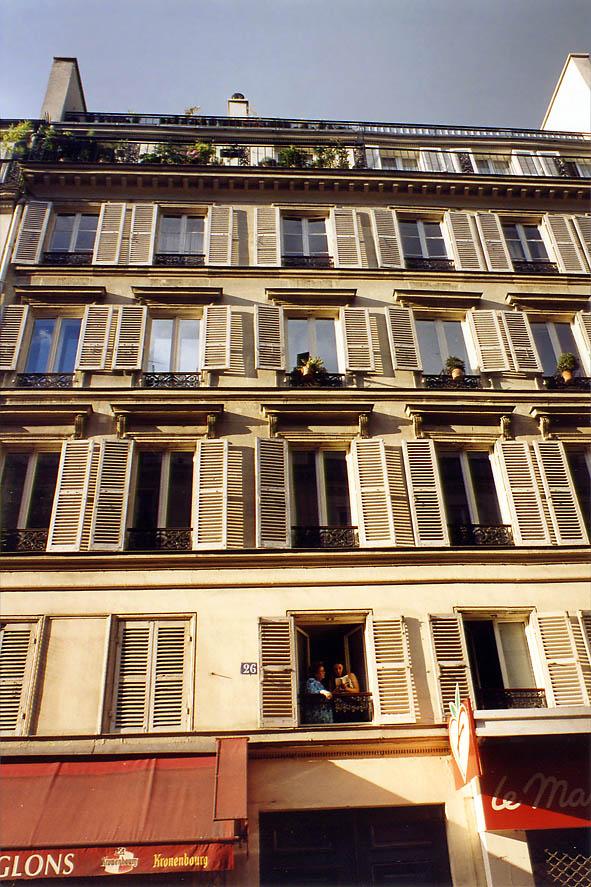 Photo 281 23 paris rue rambuteau paris - Rue rambuteau paris ...