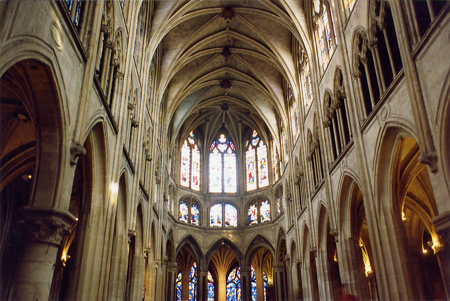 St severin cathedral paris search in pictures
