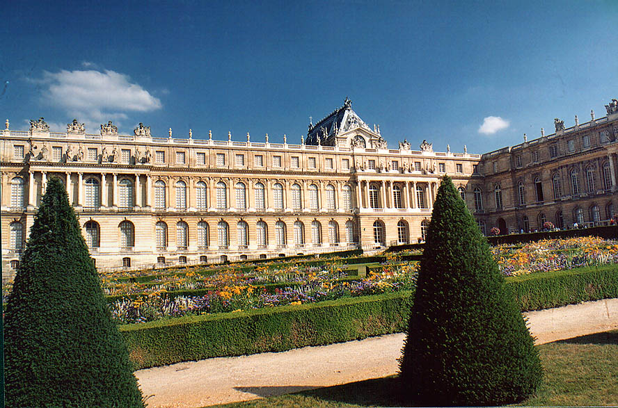 Paris  - Chateau Versailles. Paris