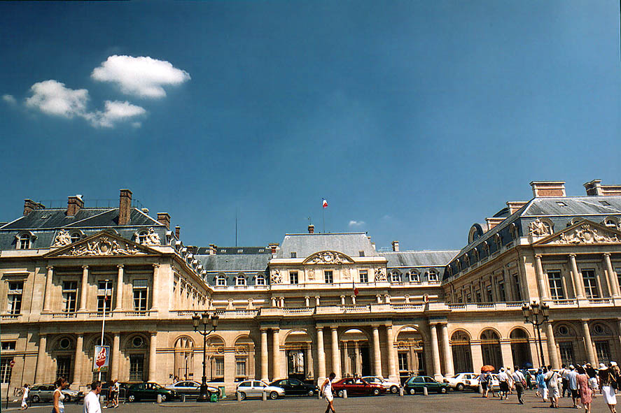 Paris  - Palais Royal. Paris
