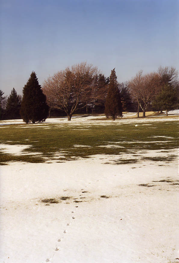 Country Club golf course in northern Fall River. Massachusetts