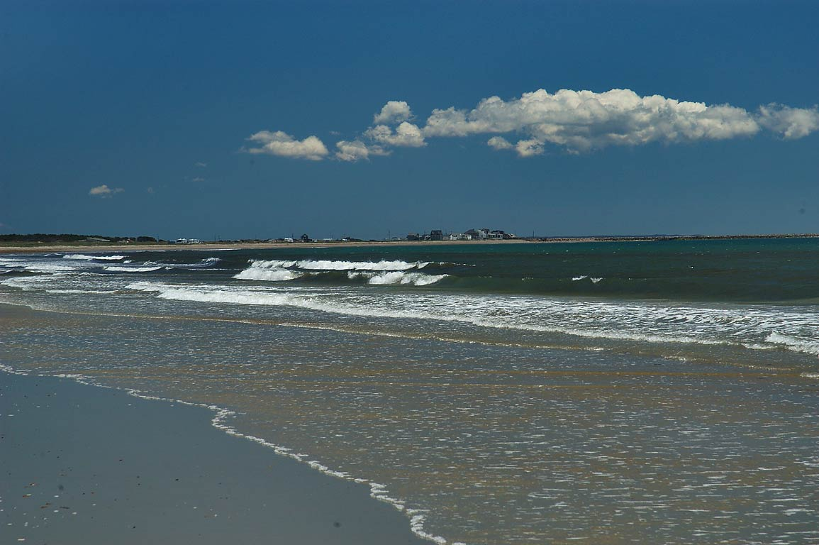 Horseneck Beach. Westport, Massachusetts