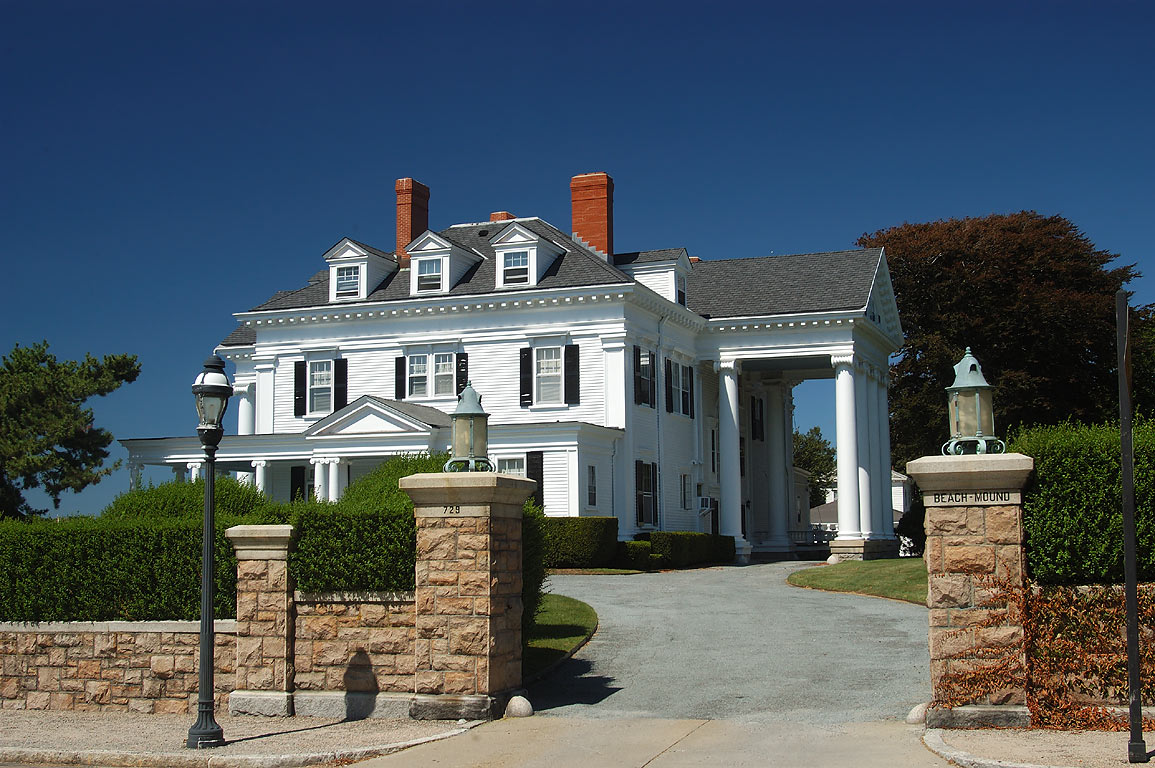 Newport Beach Mansion