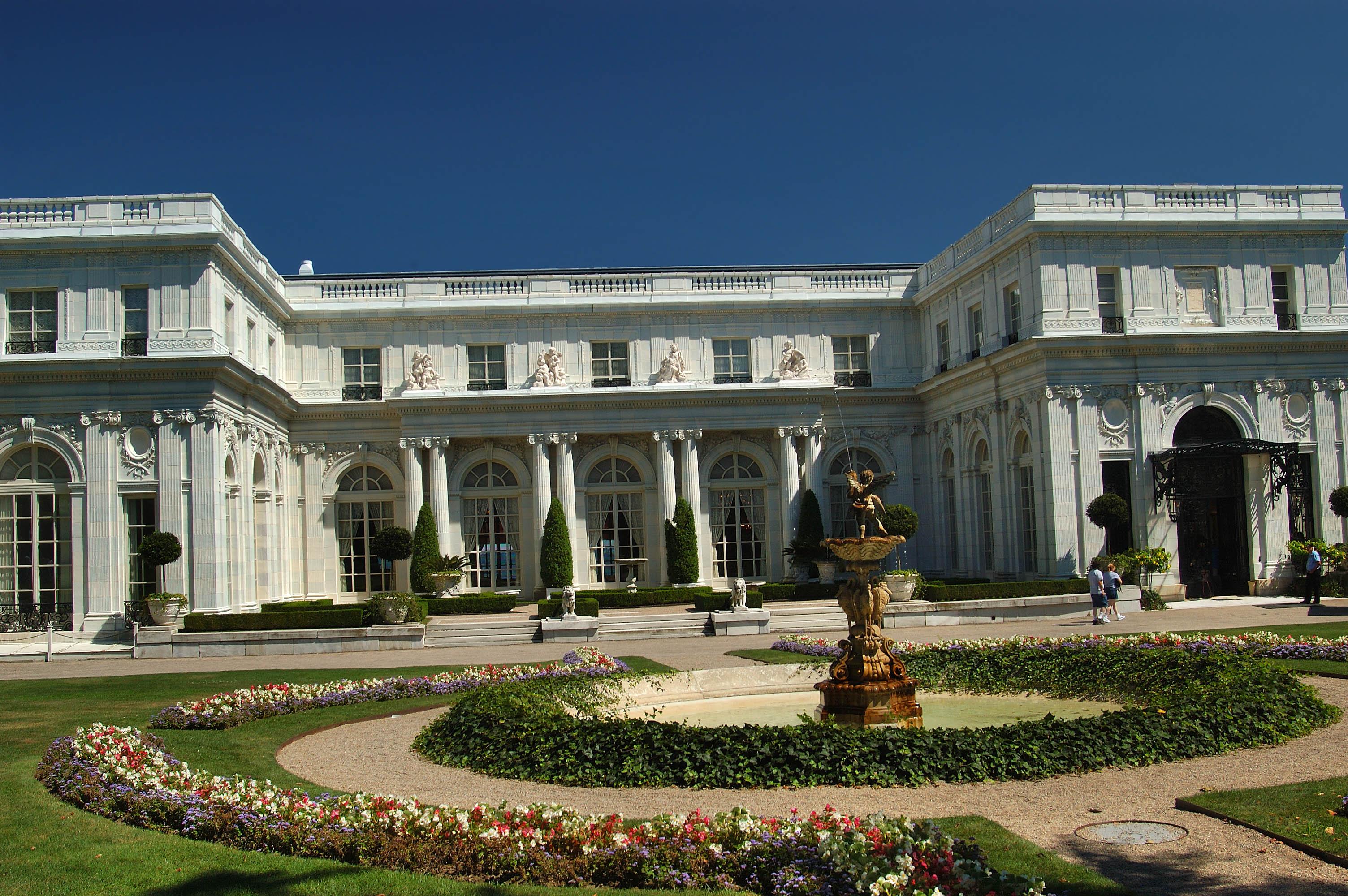 Millionaire mansion murders