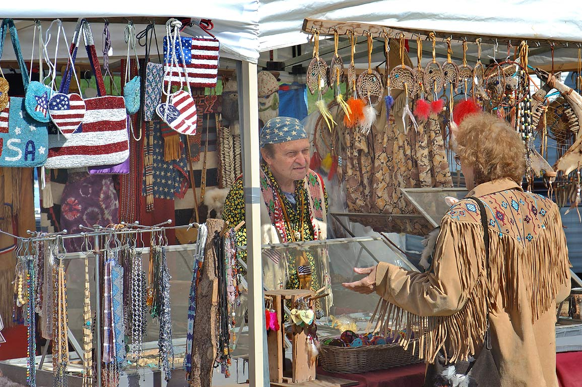 Indian Powwow in Dighton. Massachusetts