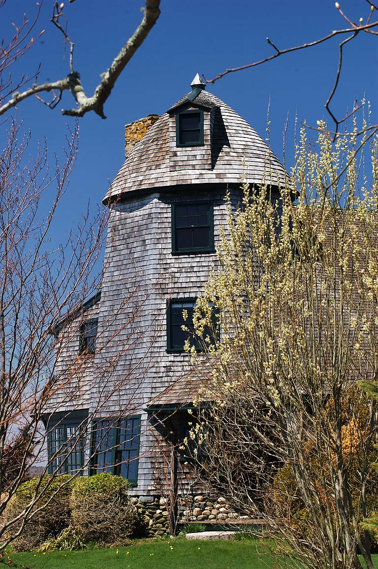 A house near Route 77. Little Compton, Rhode Island