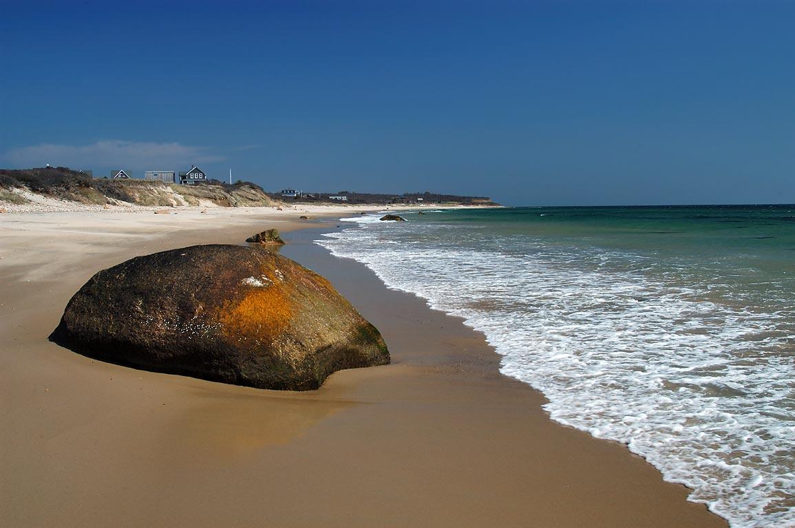 nudist beaches on block island