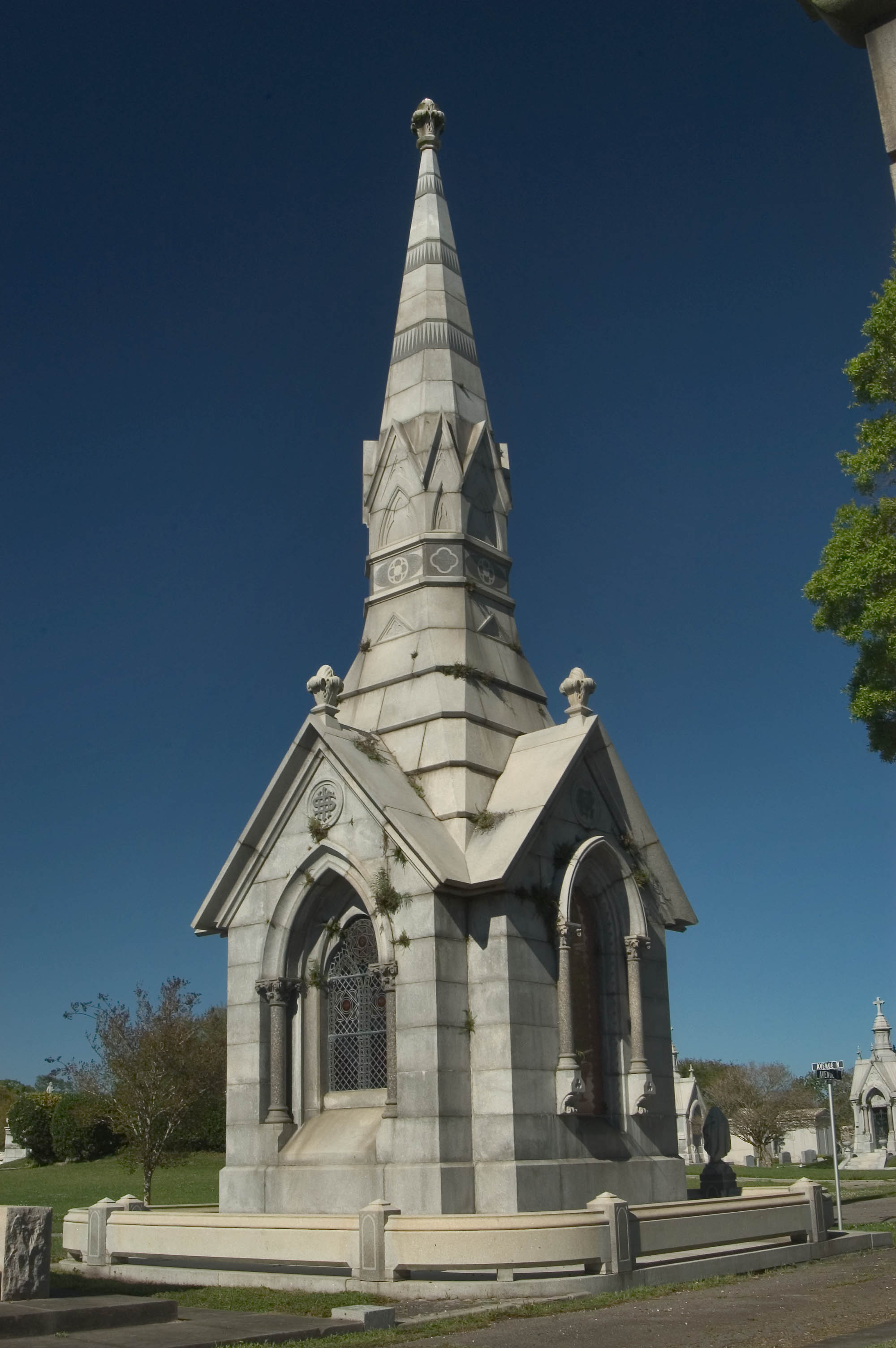 Photo 441 22 David C Mccann Mausoleum In Metairie Cemetery New Orleans Louisiana