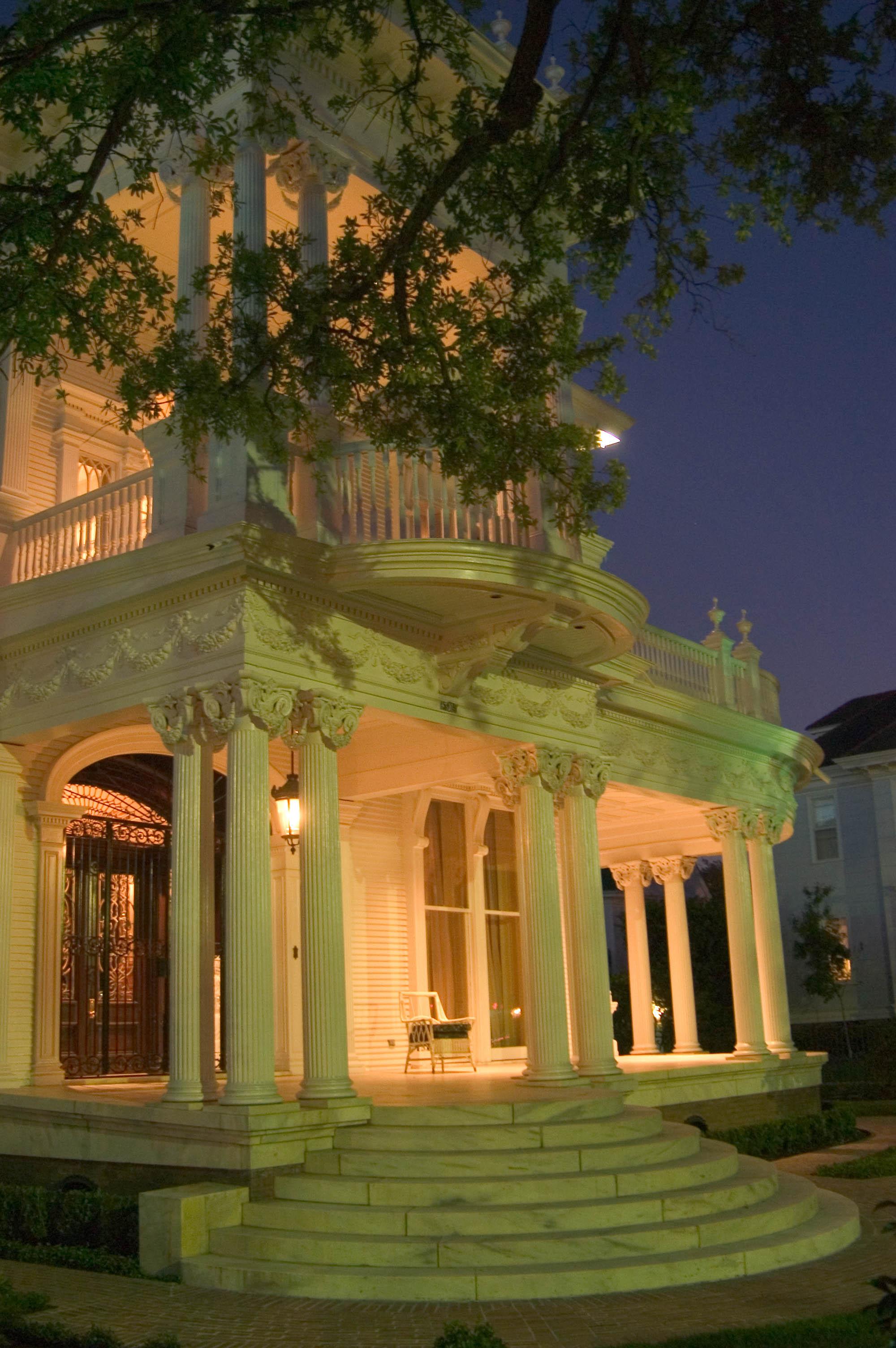 Gâteau de mariage House New Orleans