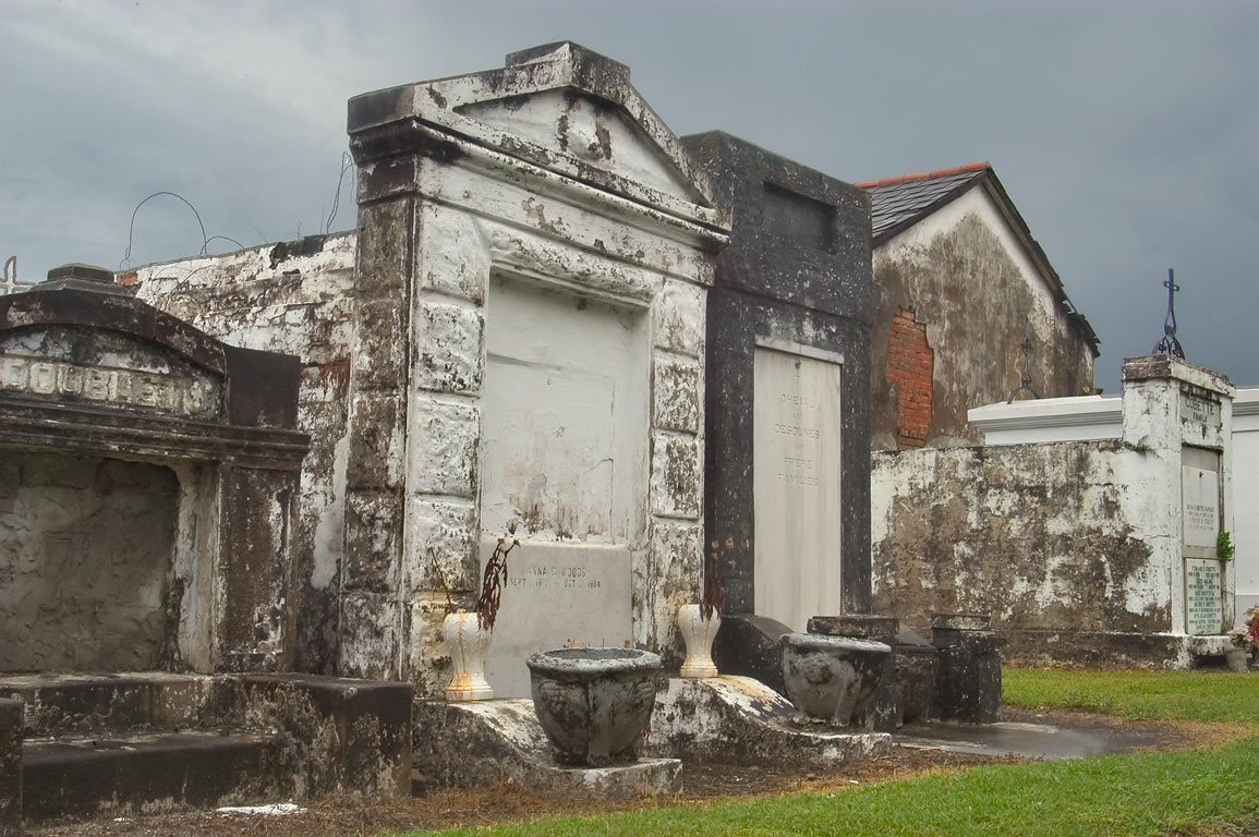 St.Louis Cemetery No. 2. New Orleans, Louisiana