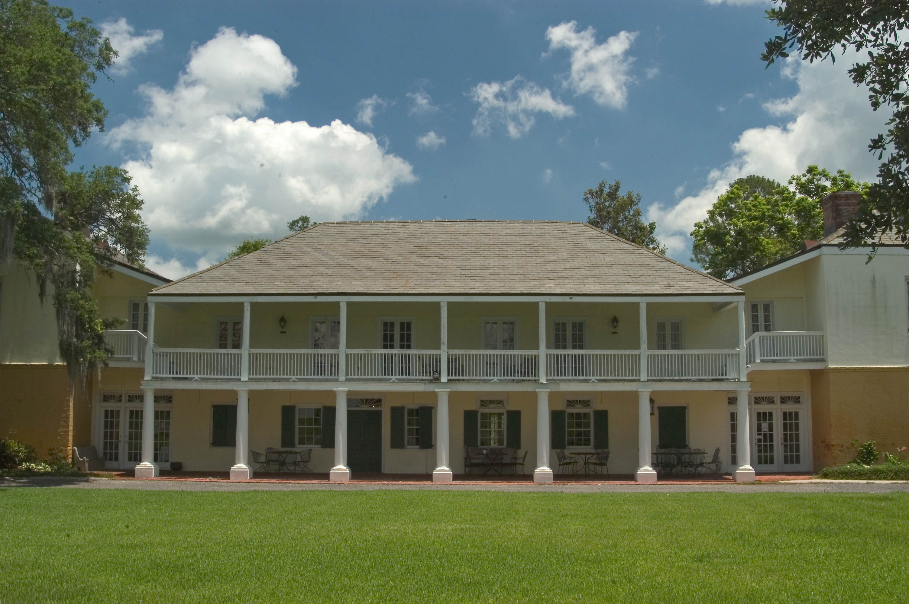 Destrehan Plantation Louisiana