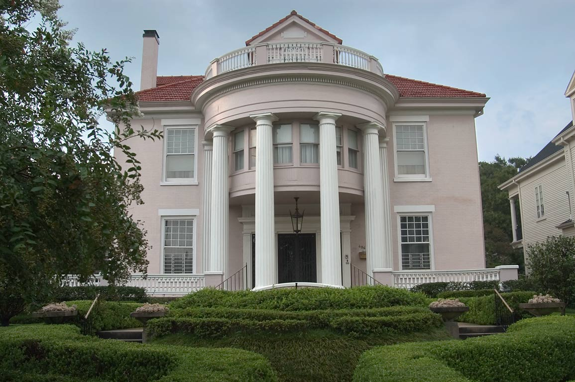 Henry Flaspoller-Bofinger-Feild-Viavant house...of Robert St.. New Orleans, Louisiana