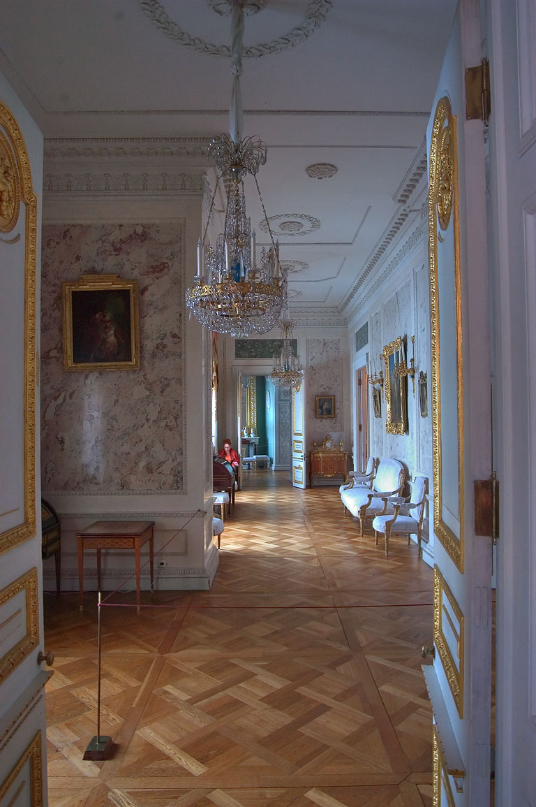 The Interiors Of This Modern Mexican House Open To: Photo 483-11: Interior Of Pavlovsky Palace. Pavlovsk