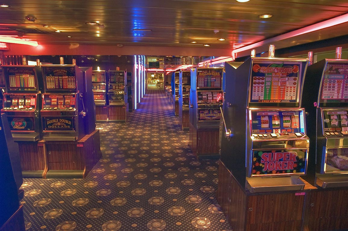 casino on cruise ships