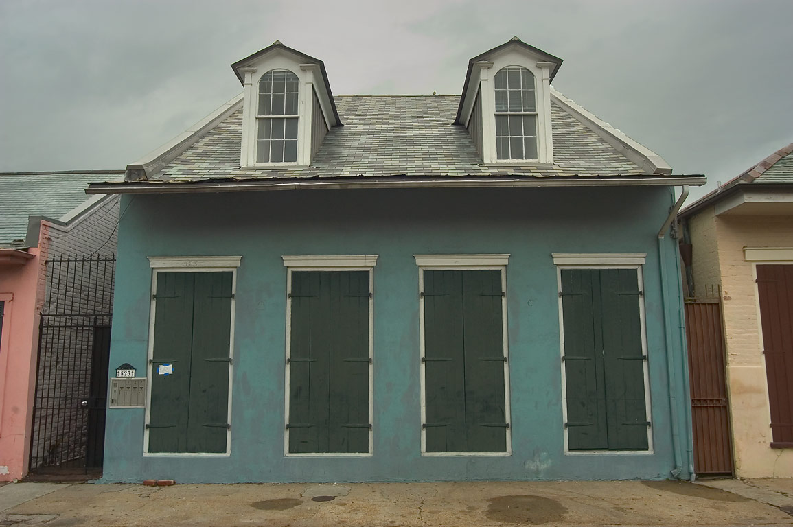 Creole cottage New Orleans - search in pictures on