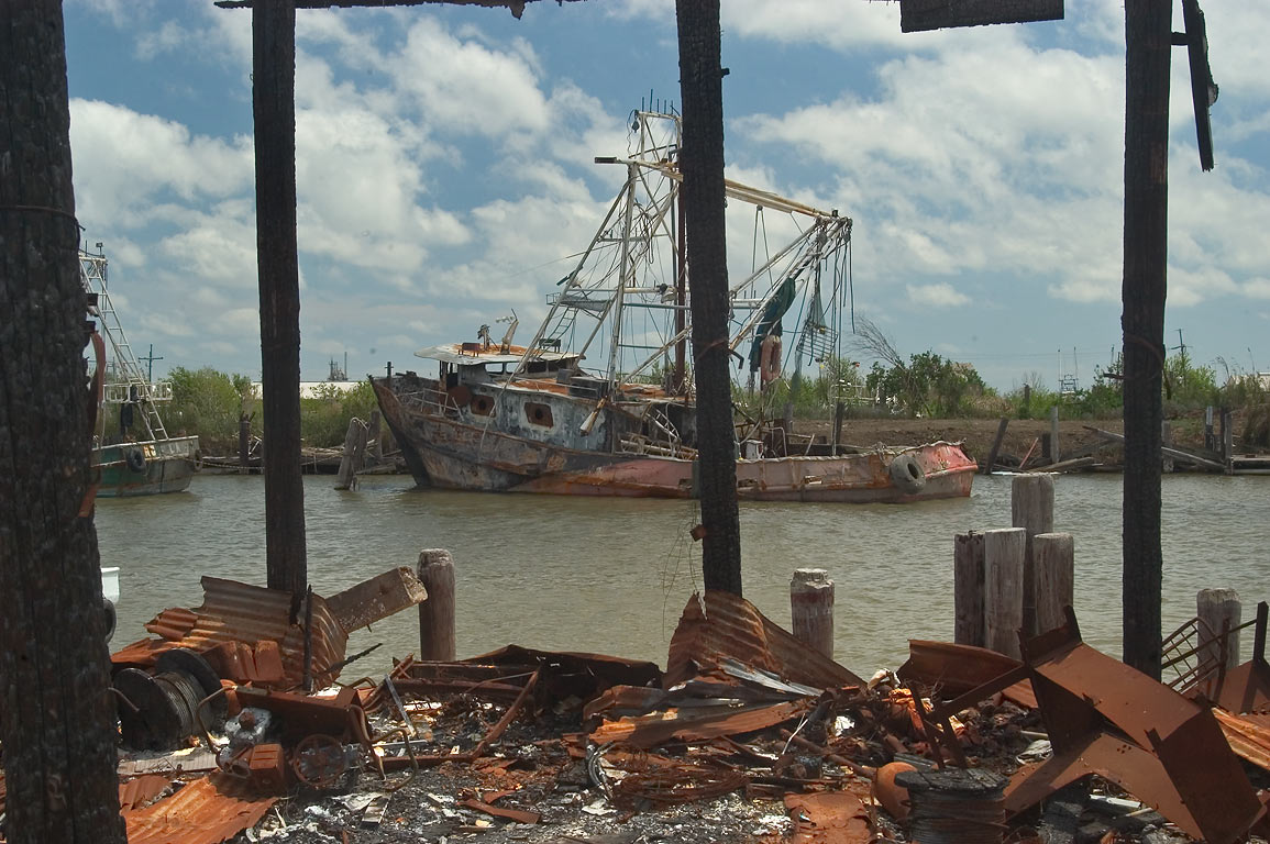 Empire Shipyards, Plaquemines Parish, Louisiana