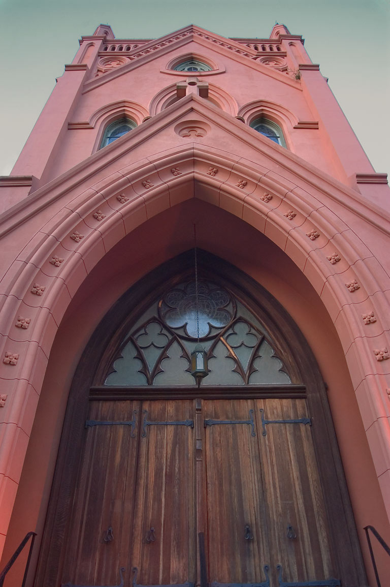 Trinity Episcopal Church at 1329 Jackson Ave. at...District. New Orleans, Louisiana