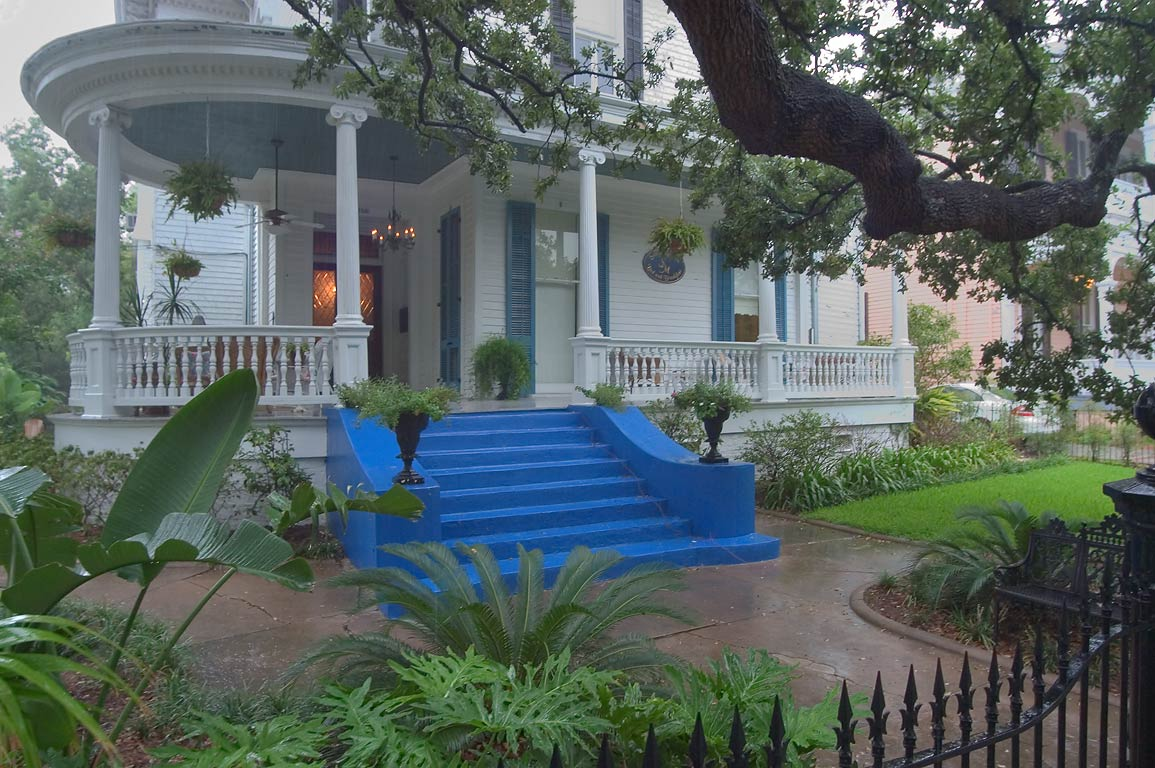 "Sully Mansion ""Bed and Breakfast"" inn at 2631...District. New Orleans, Louisiana"