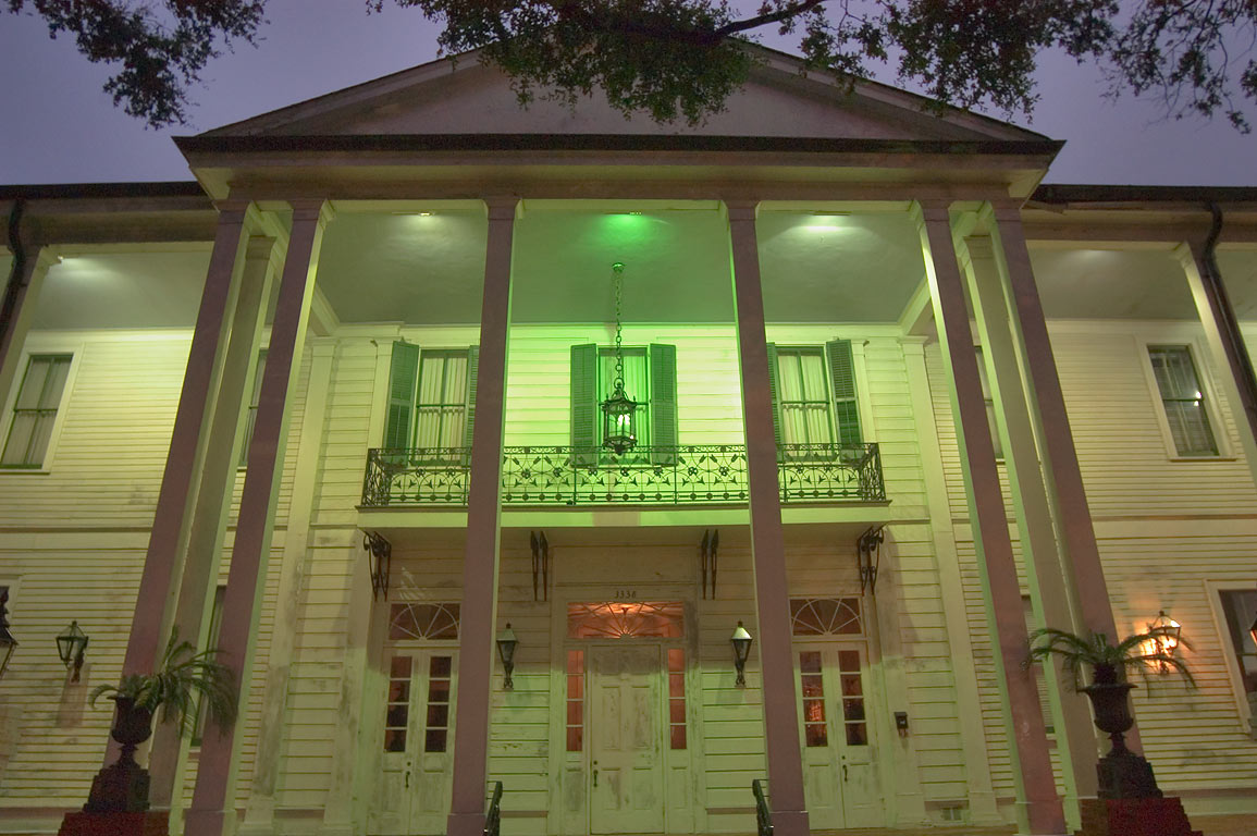 Bultman Funeral Home at 3338 St.Charles Ave.. New Orleans, Louisiana