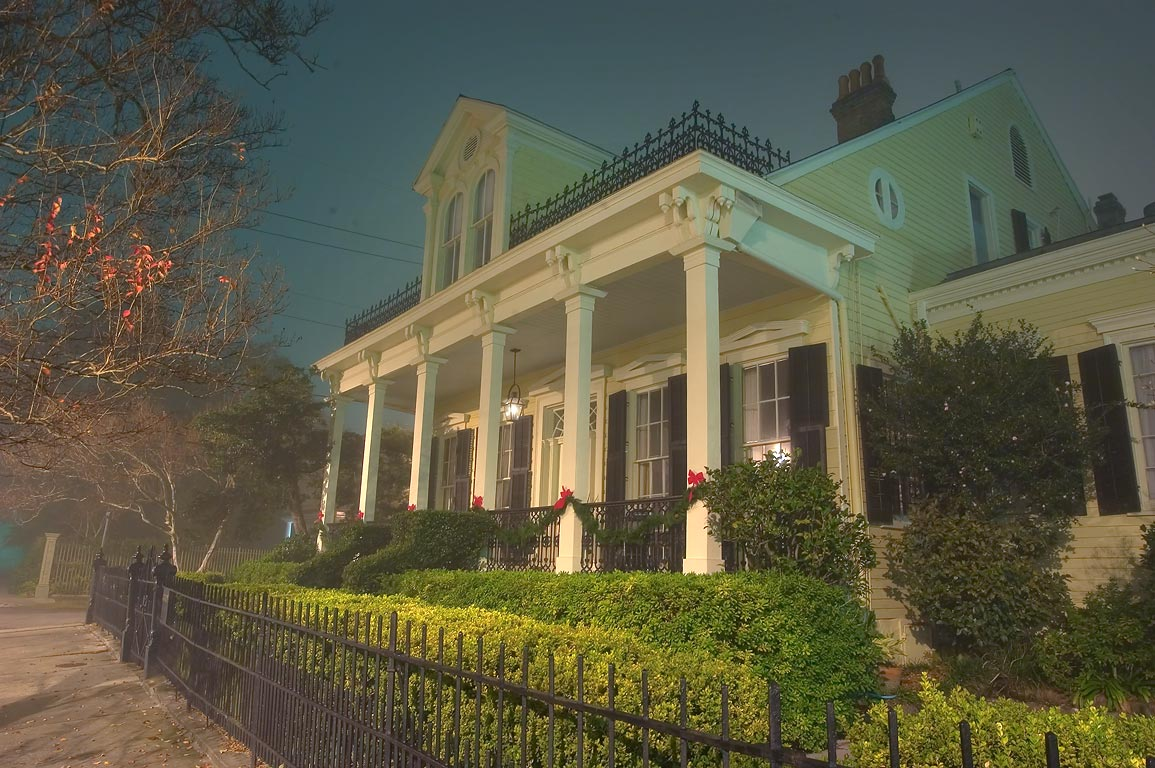 New Orleans garden district mansions - search in pictures
