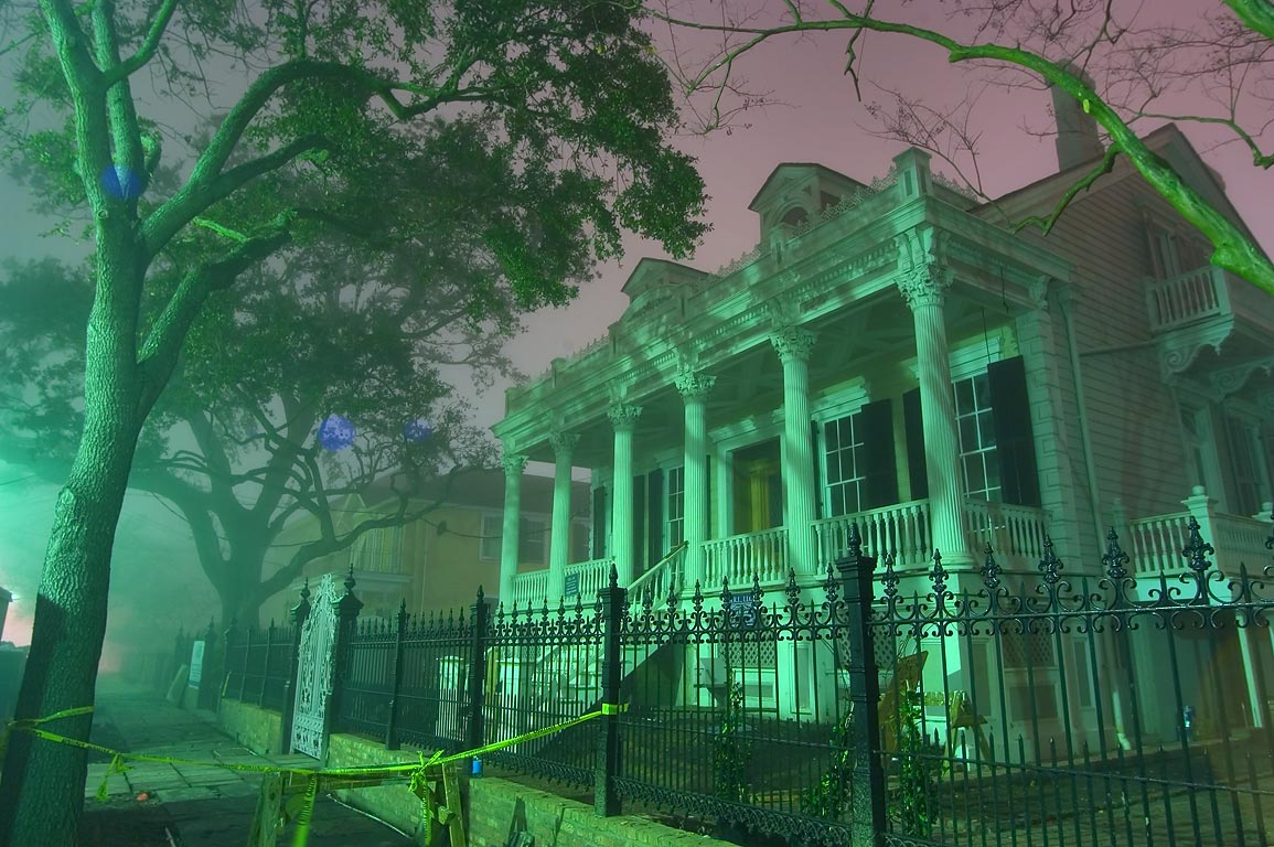 New Orleans Louisiana Mansions