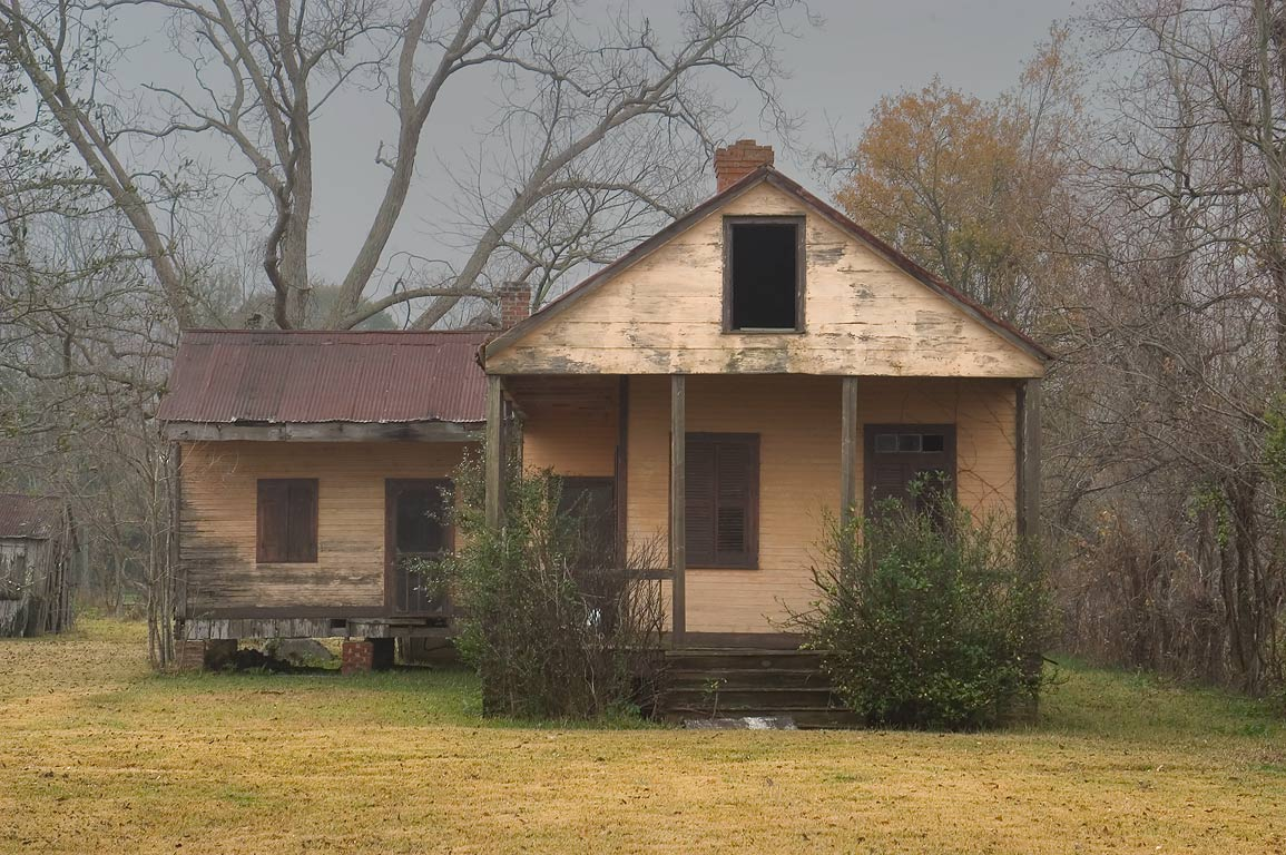 A house at Old River Rd.. Edgard, Louisiana
