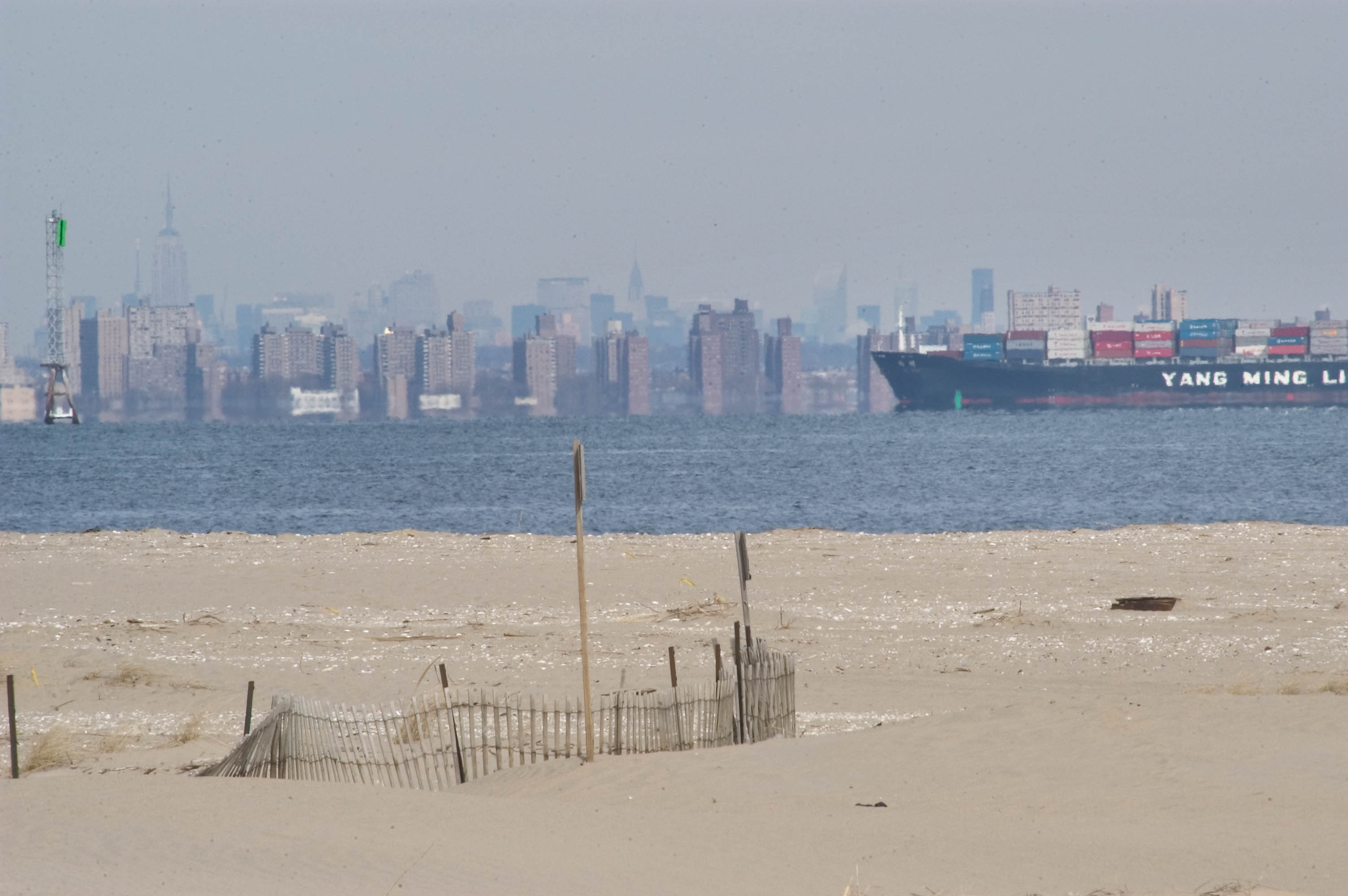 Parking In Coney Island Beach