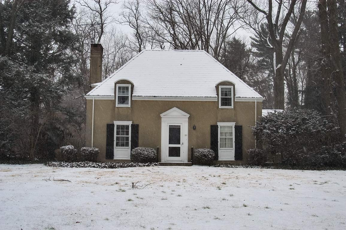 A house at 89 Battle Rd.. Princeton, New Jersey
