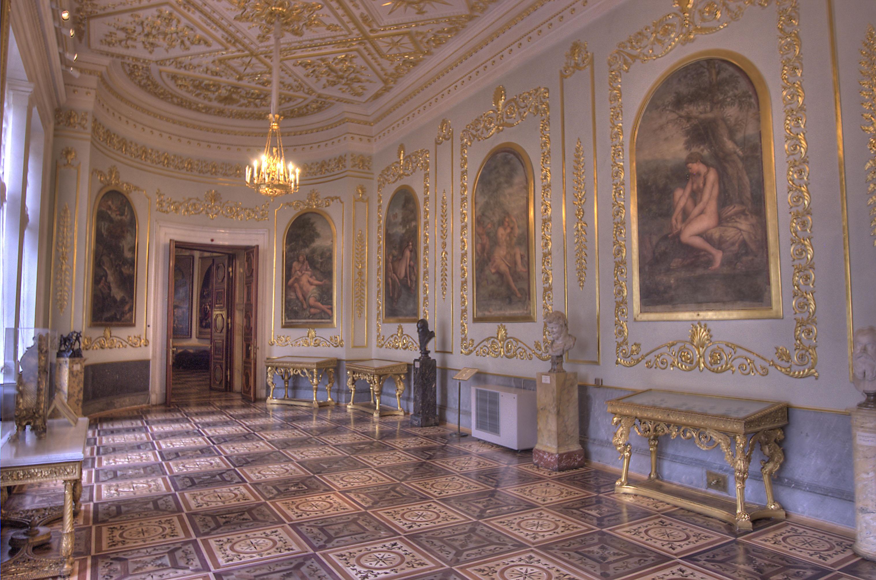 Neoclassical Interior Furniture
