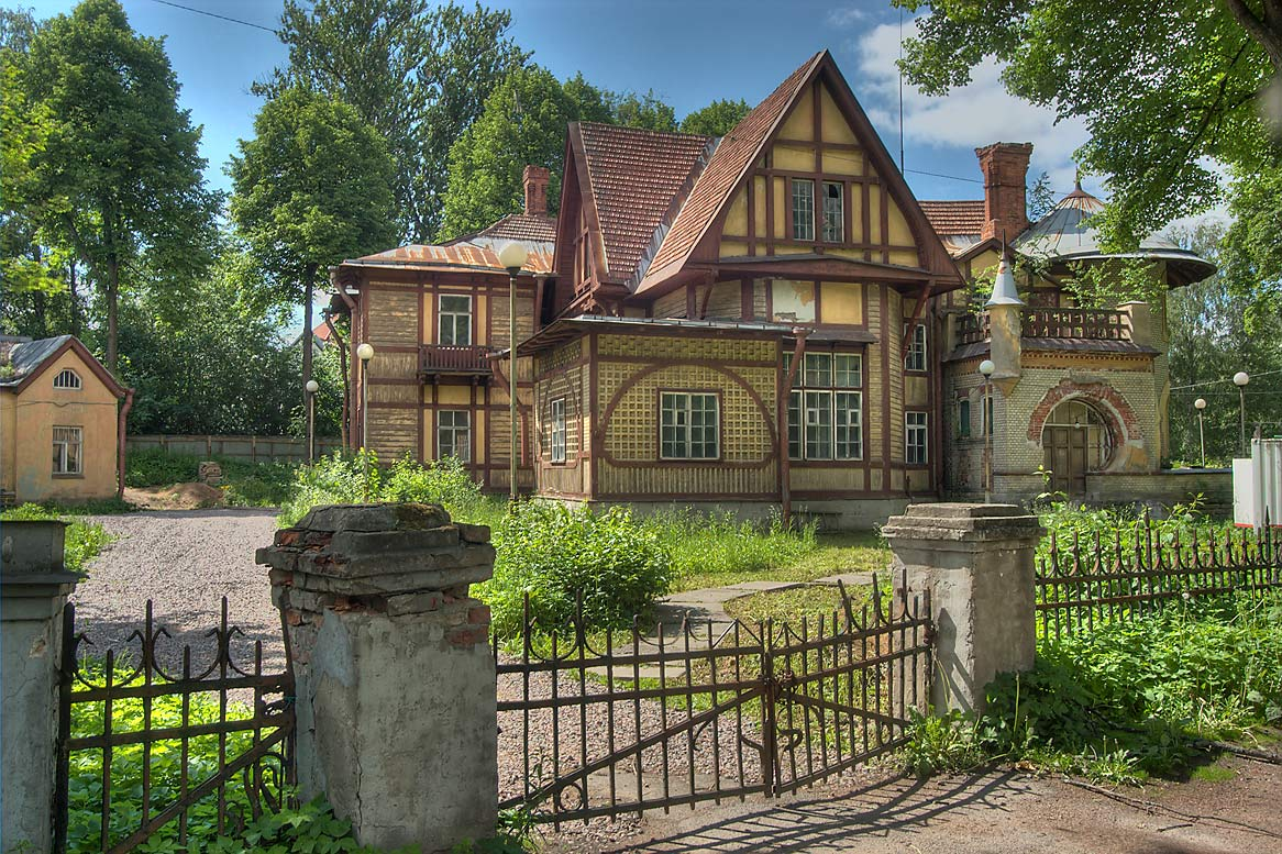 Dacha Russia - search in pictures