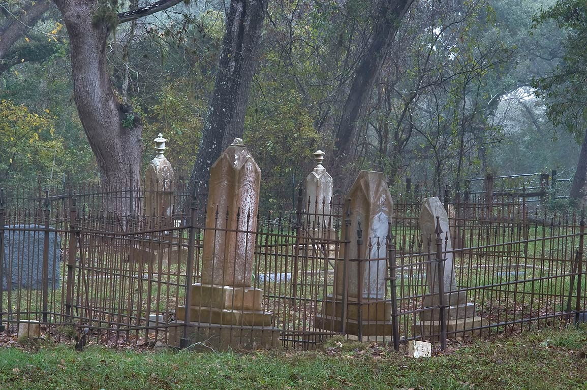 Good Hope Cemetery on William Penn Rd. in Washington County, east from Independence. Texas