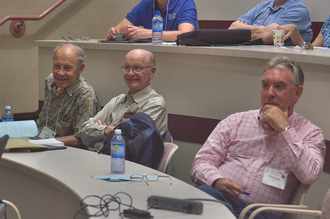 Quantum Summer School conference. Casper, Wyoming