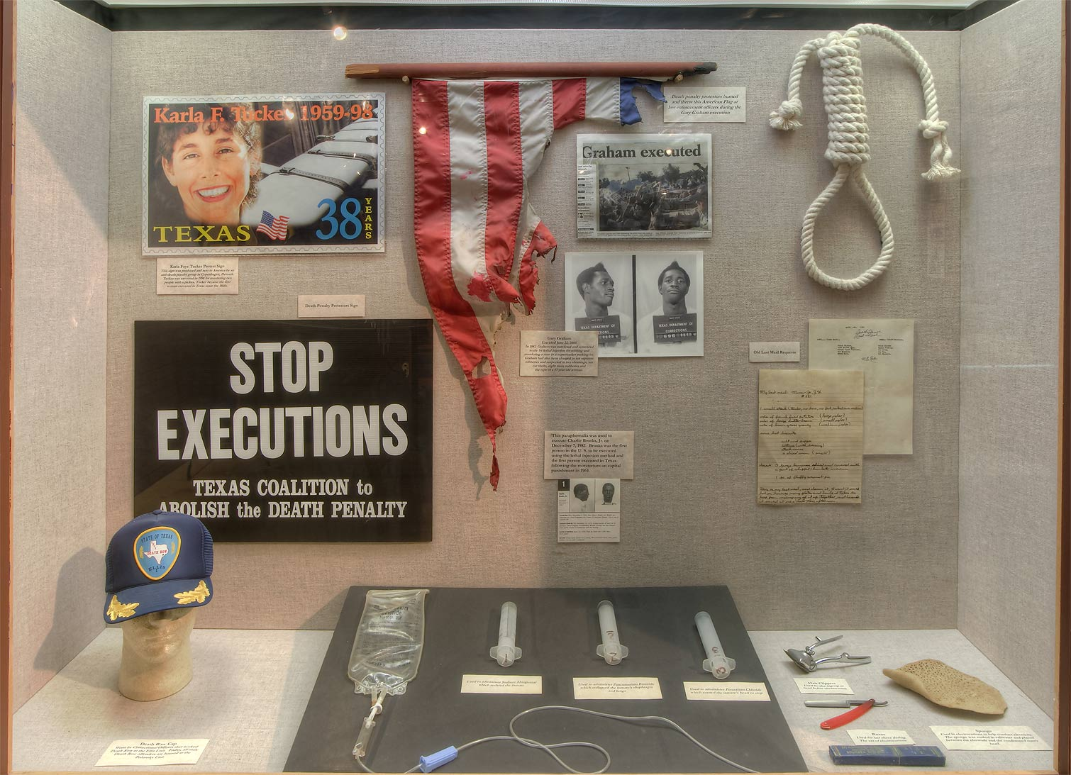 texas death penalty The following script is from death row in livingston, texas which aired on march 6, 2016 bill whitaker is the correspondent robert anderson and aaron weisz, producers texas executes more prisoners than any other state at a rate of more than one a month, texas kills almost as many inmates as.