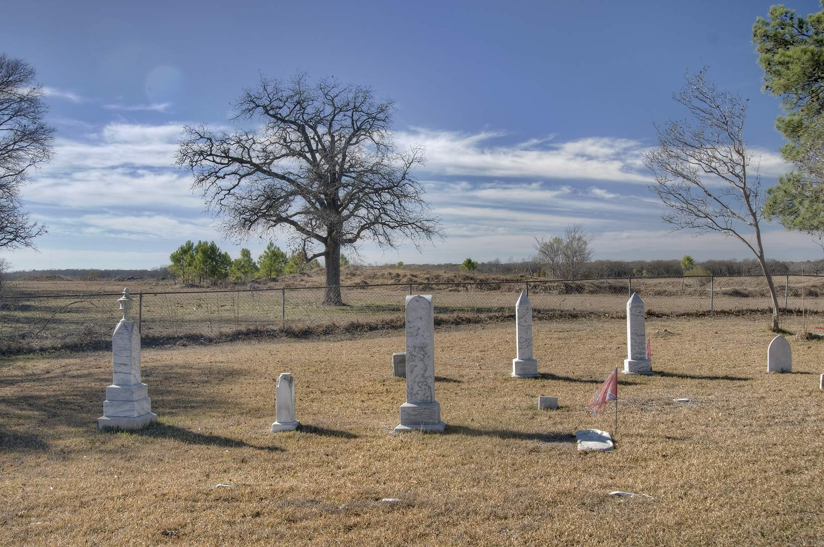 Independence Cemetery near Rd. 30. Huntsville, Texas