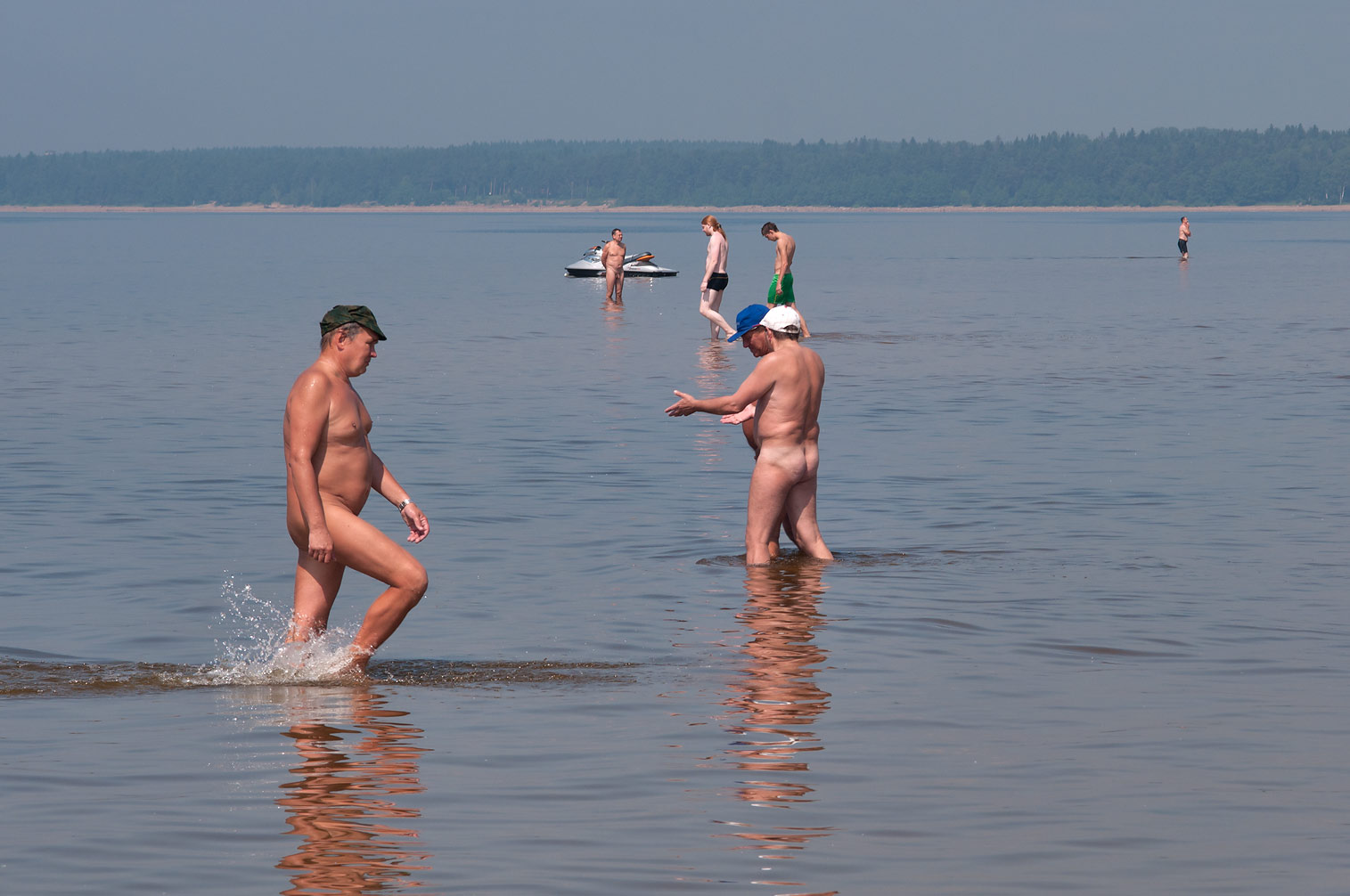 St petersburg nude beach