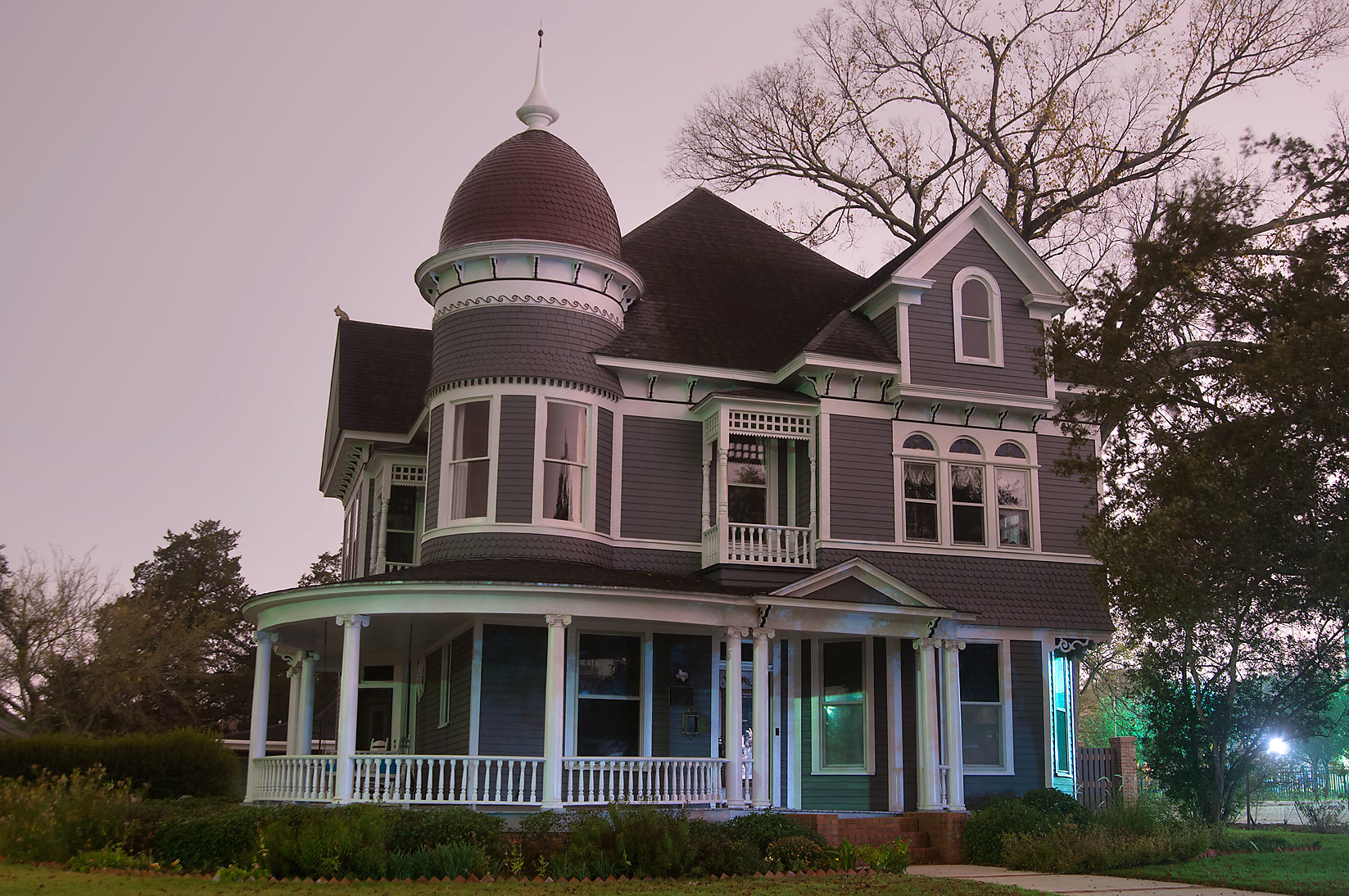 E. J. Jenkins House (1893) at 607 East 27th St.. Bryan, Texas