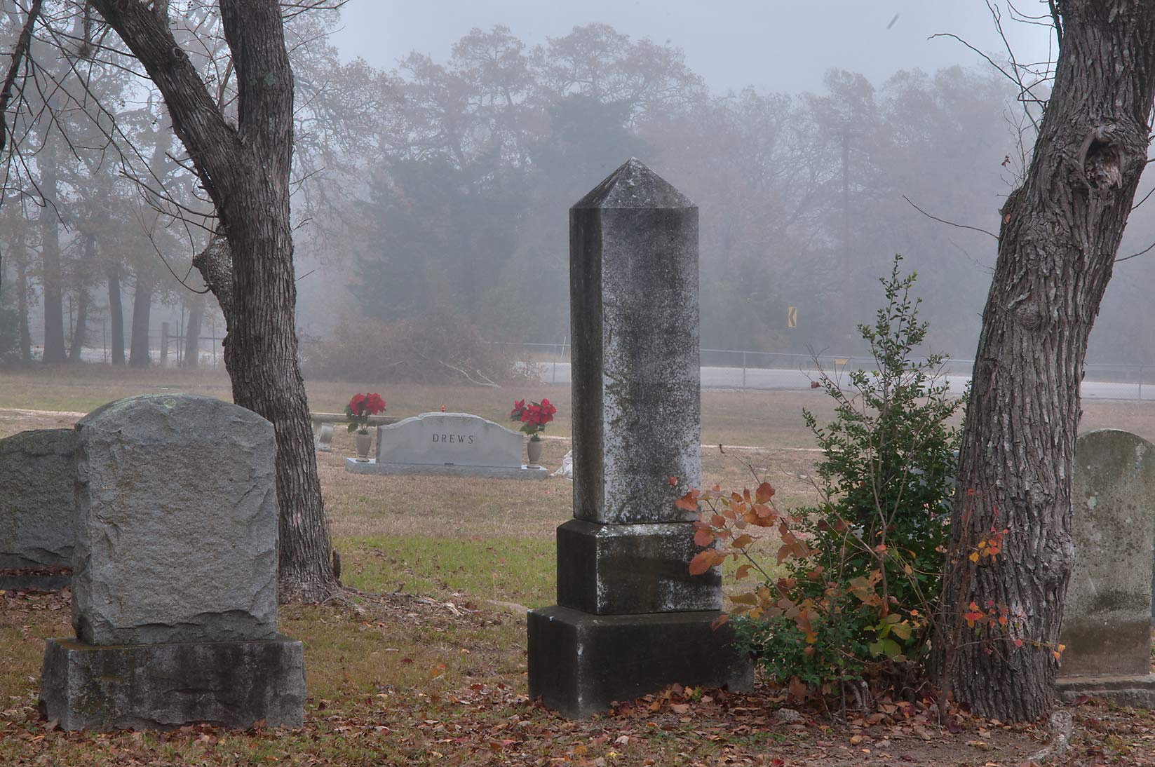 Bethel Cemetery at Hardy Weedon Rd.. College Station, Texas