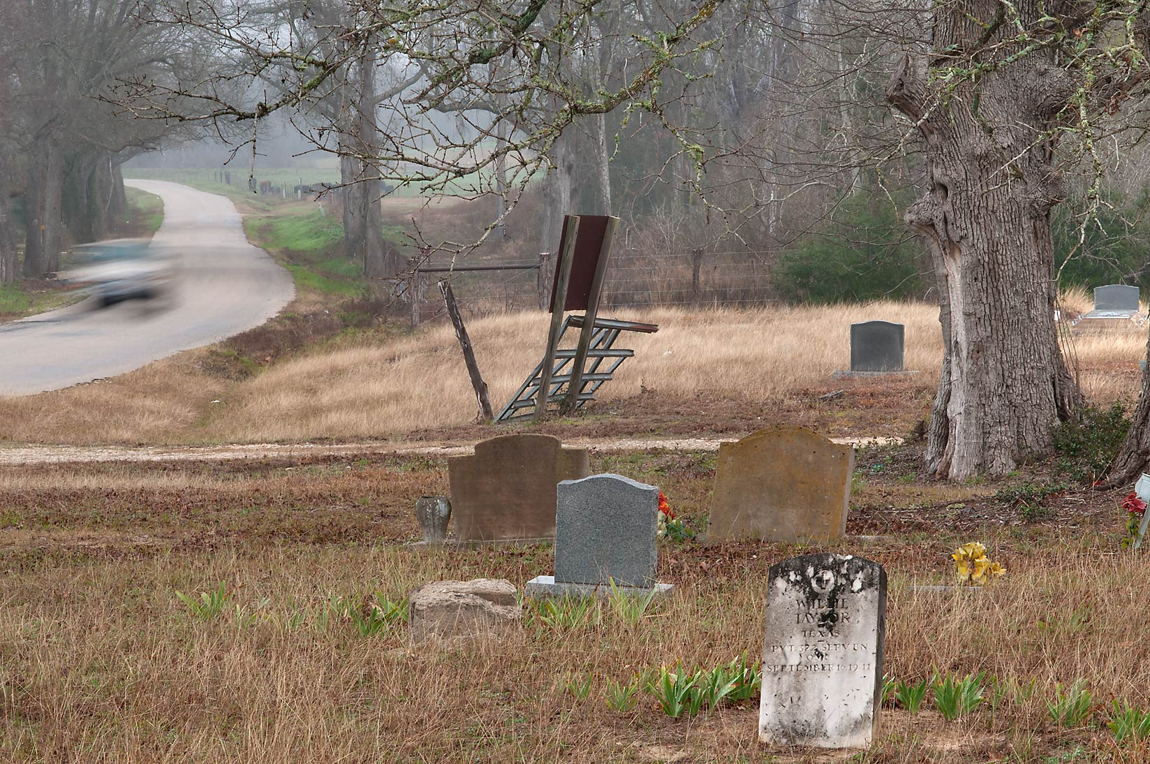 Washington Cemetery Rd.. Washington, Texas