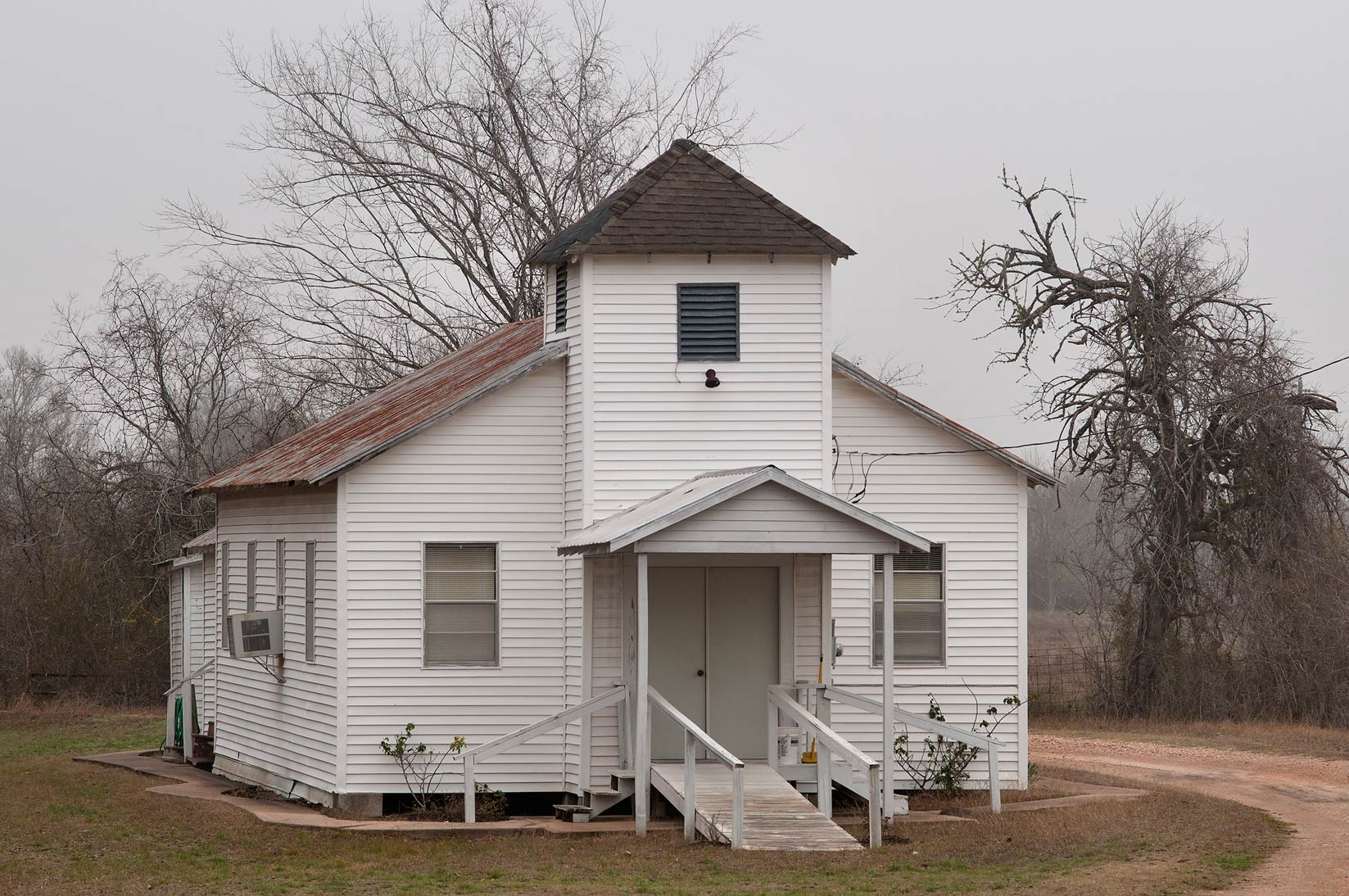 Union Hill Missionary Baptist Church near W. M. Penn Rd. near Brenham. Texas